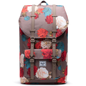 Herschel Little America Backpack vintage floral pine bark